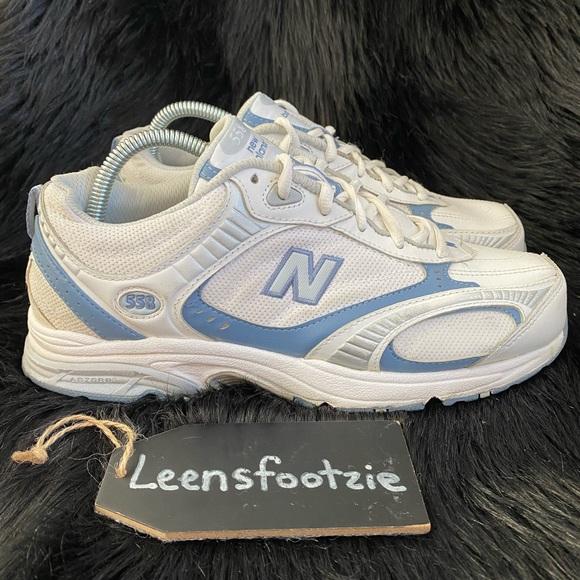New Balance Shoes | New Balance Womens 558 Leather Walking Shoe ...